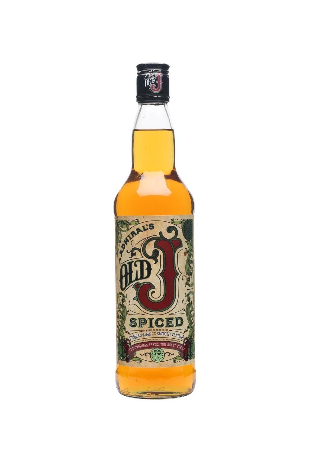 old j spiced