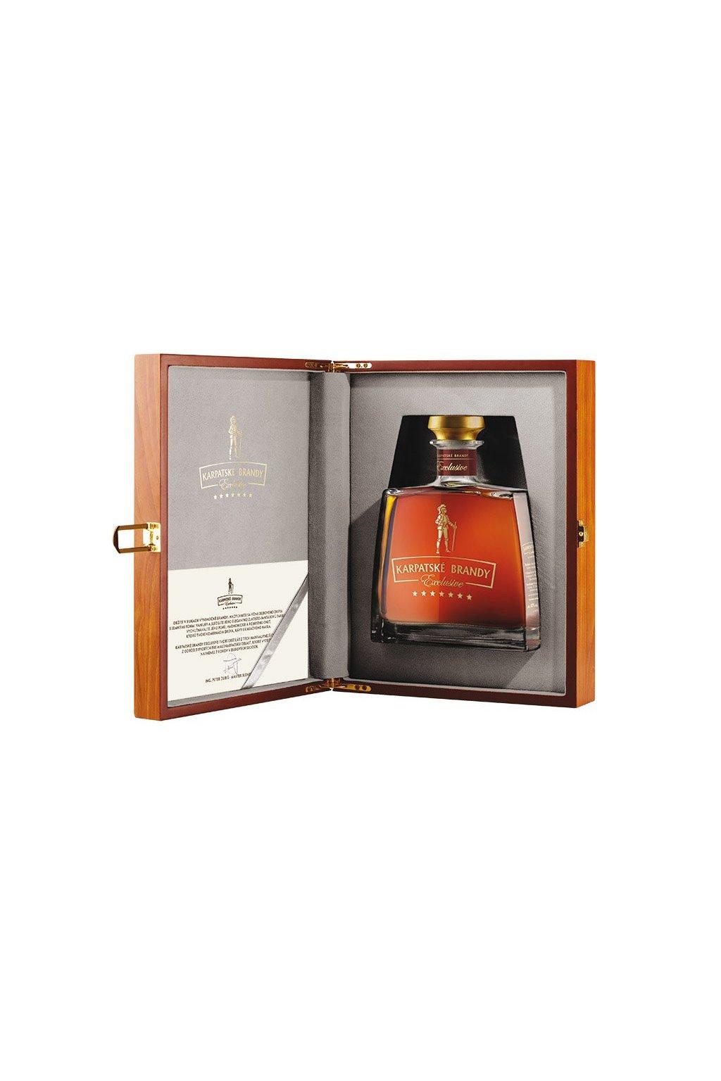 karpatske brandy exclusive