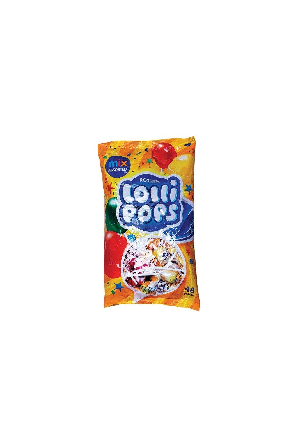 roshen lollipop jogurt