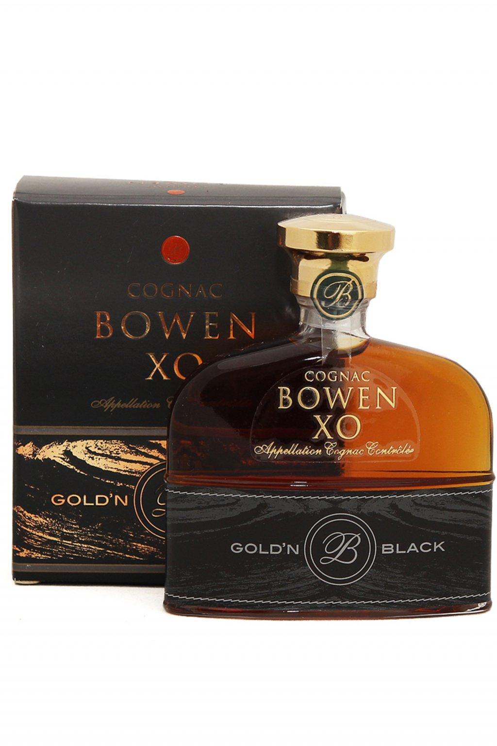 Bowen Gold'n Black