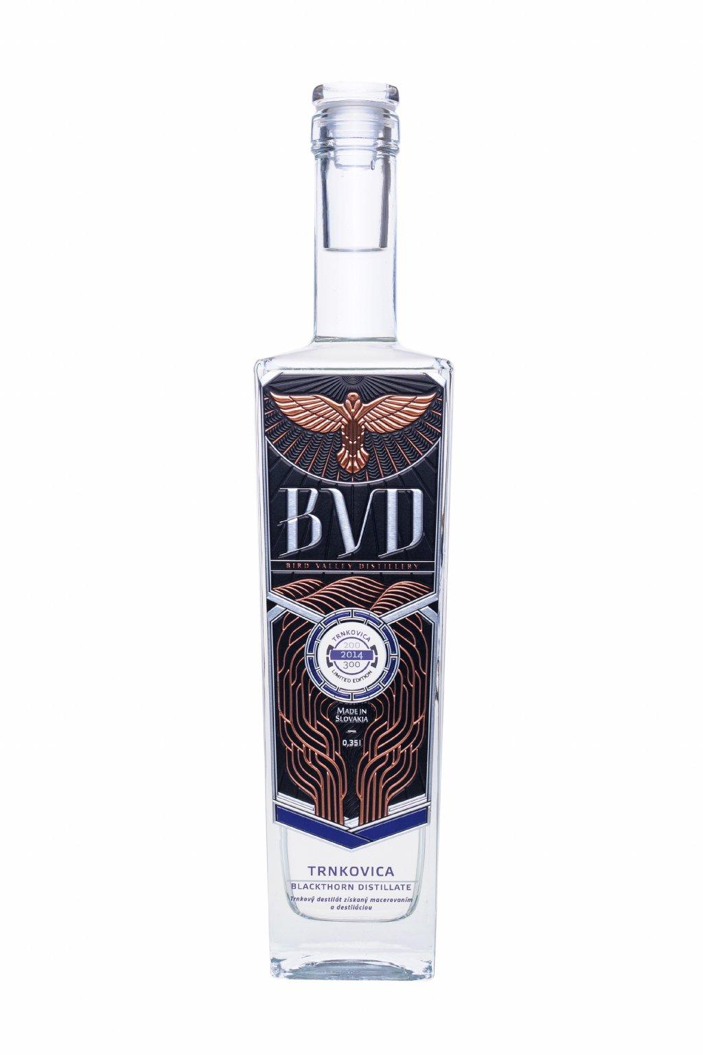 BVD Trnkovica destilat 0,35l