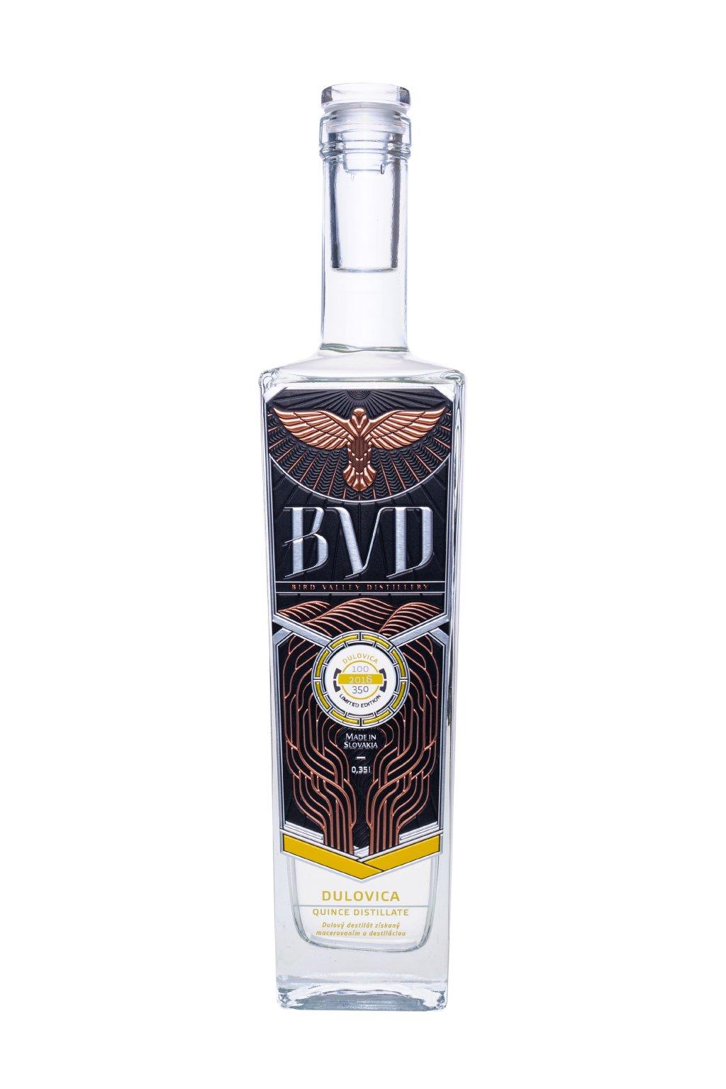 BVD Dulovica destilat 0,35l