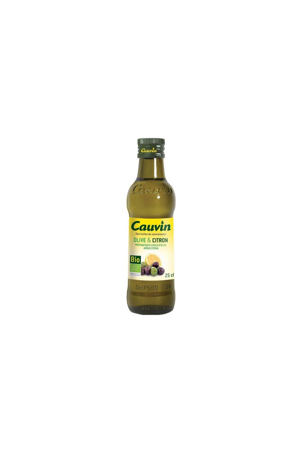 cauvin olivovy s citronom