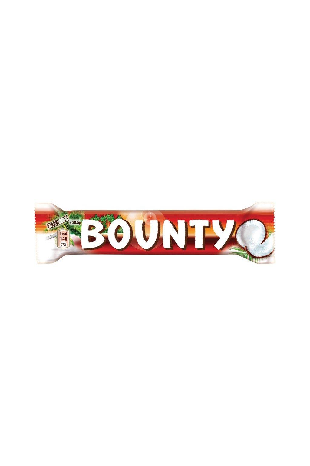 bounty horká