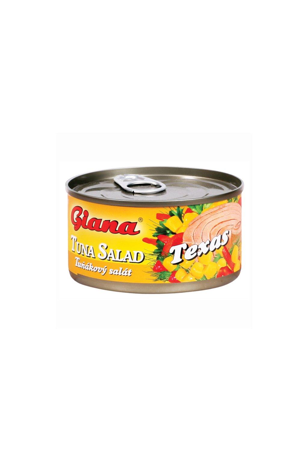 Tuňákový 1 salát TEXAS
