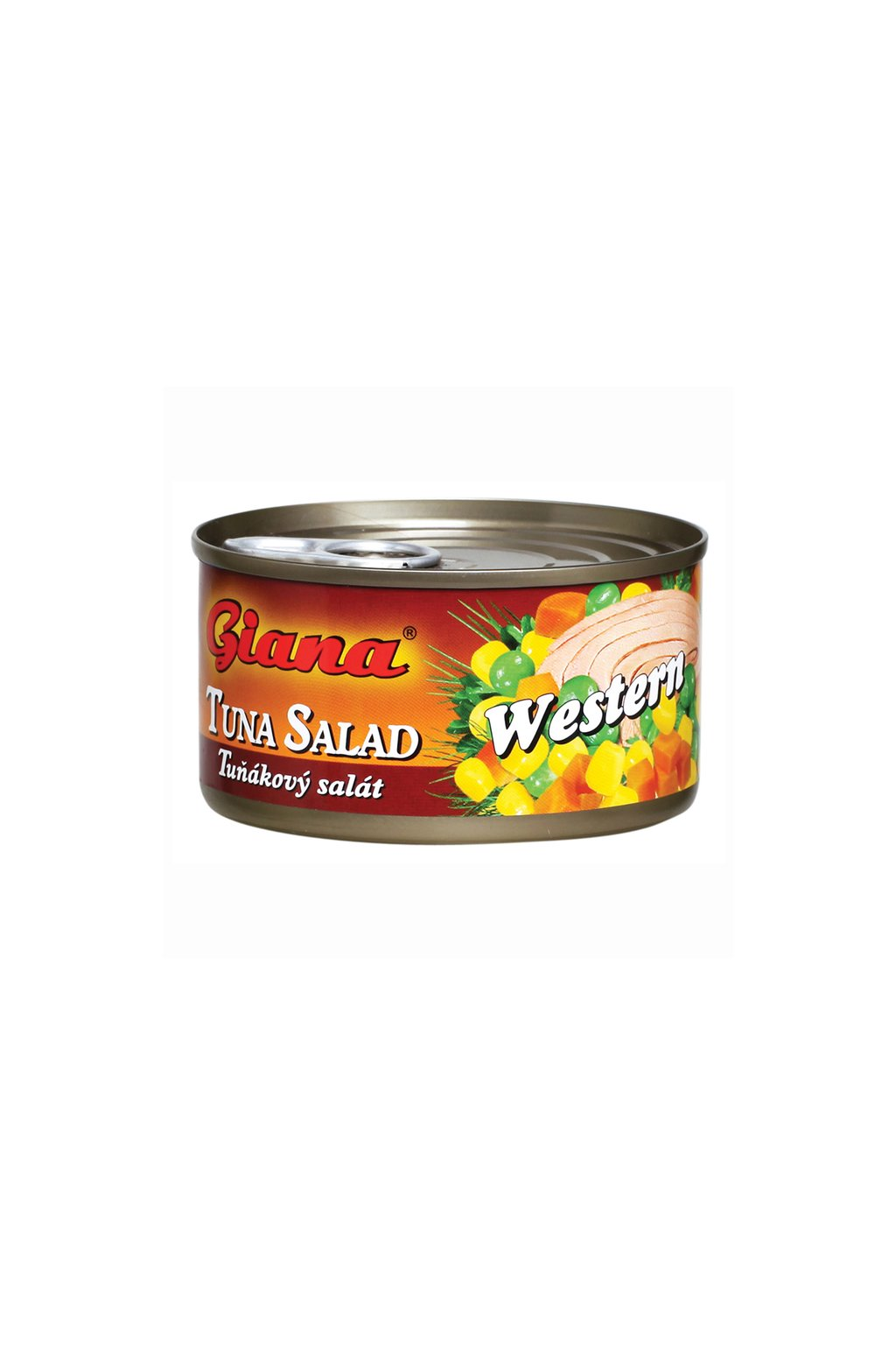 Tuňákový 1 salát WESTERN
