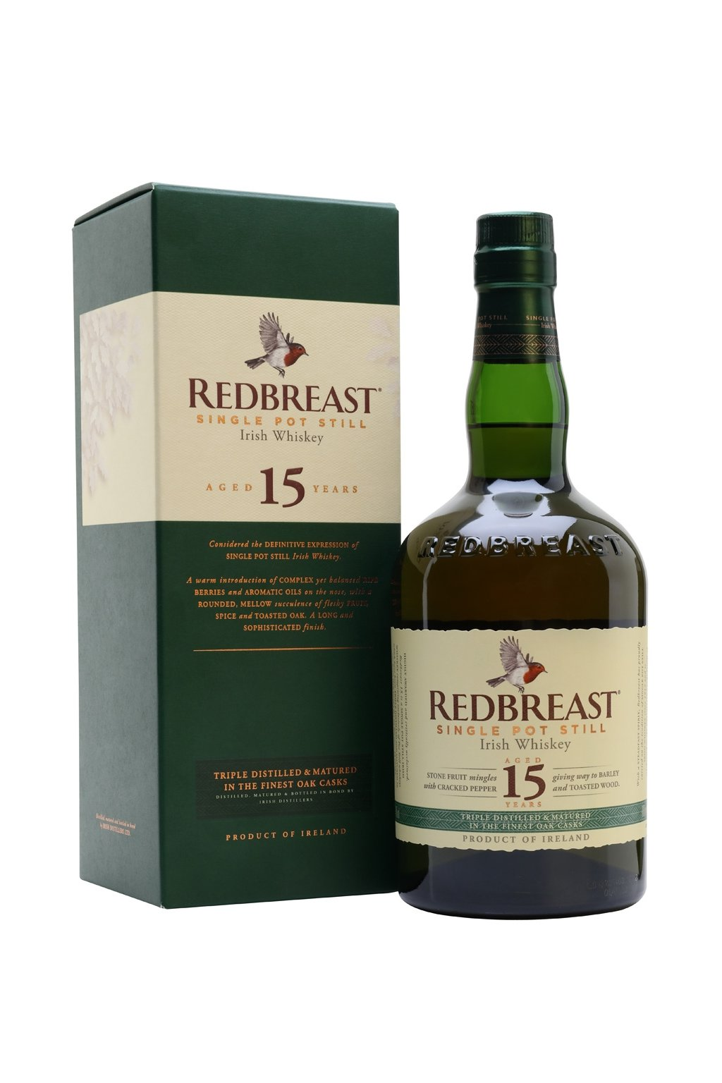 redbreast 15yo