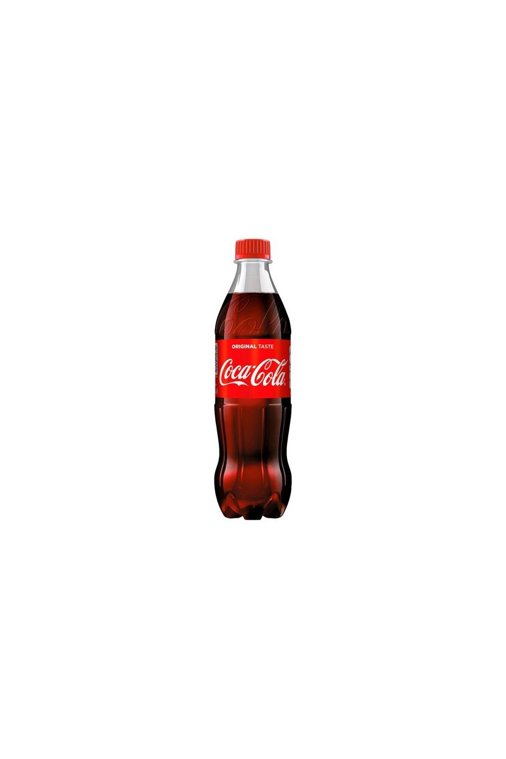 COCA COLA 0.50L PET