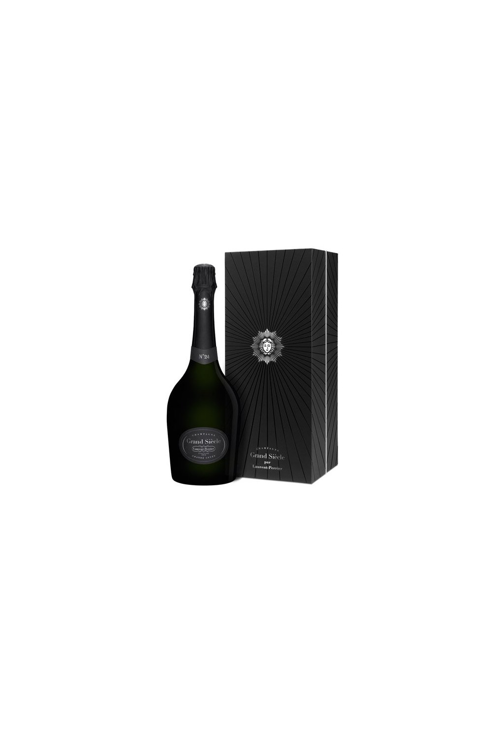 laurent perrier grand siecle 0,75gb