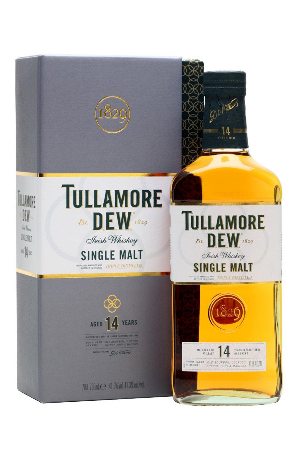 Tullamore Dew 14yo Single Malt