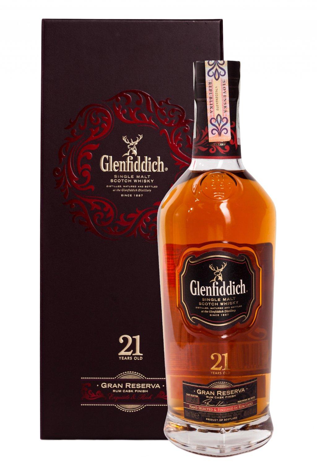 Glenfiddich 21 roc