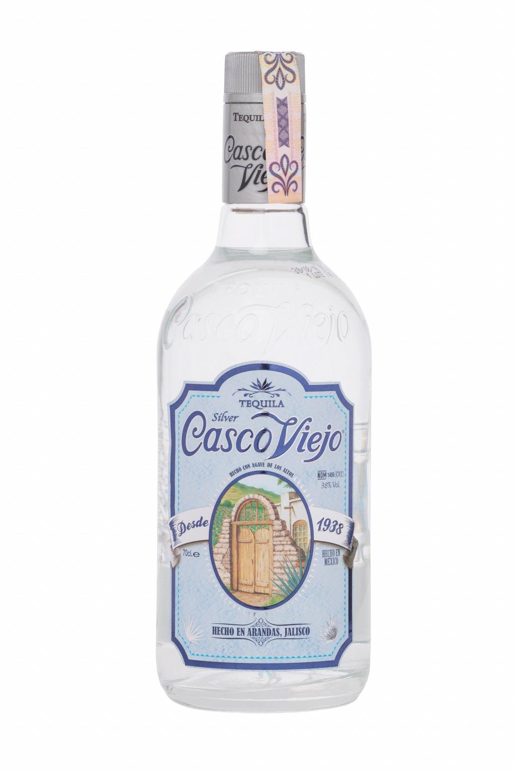 Casco Viejo Silver