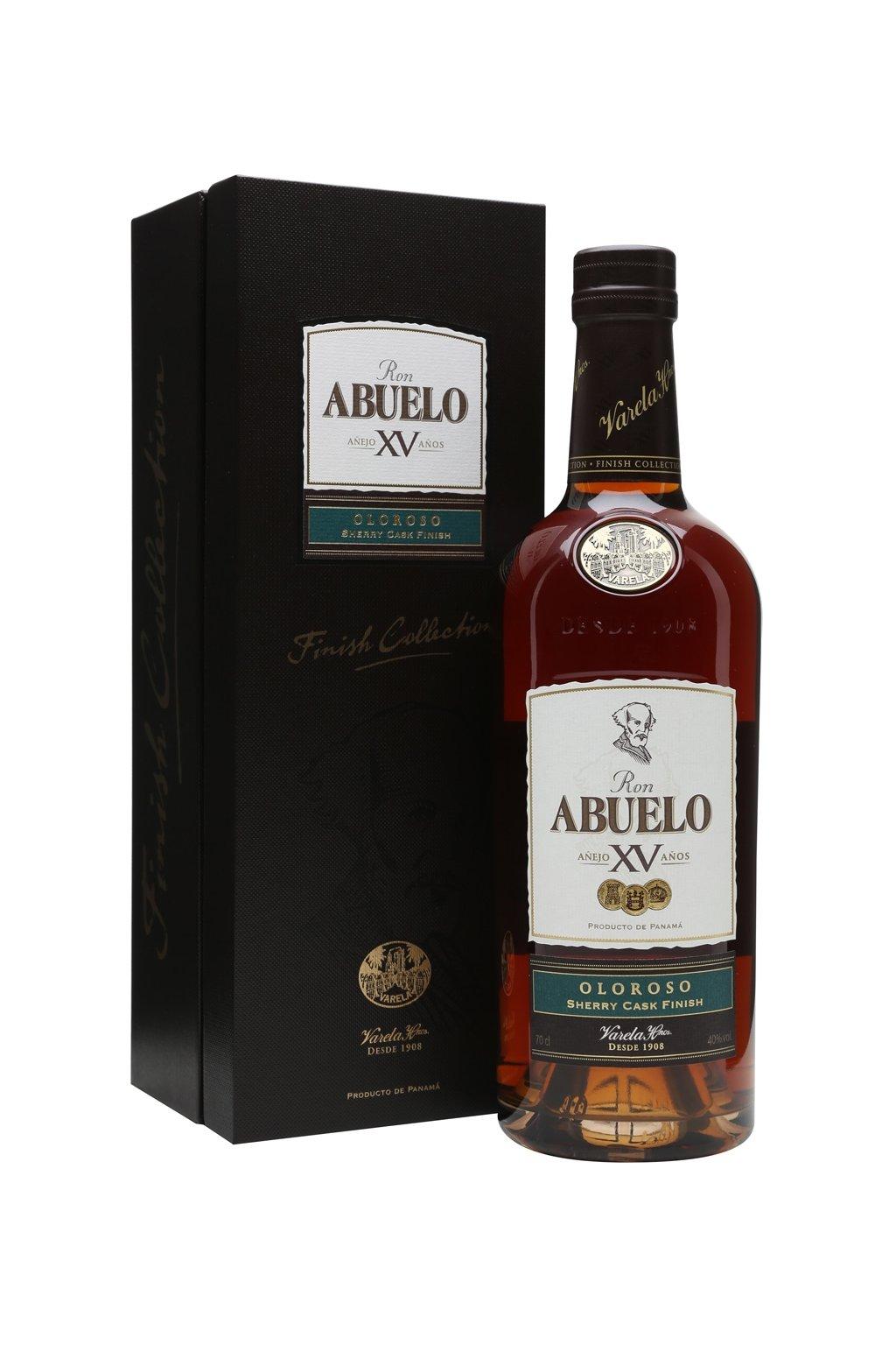 abuelo sherry oloroso