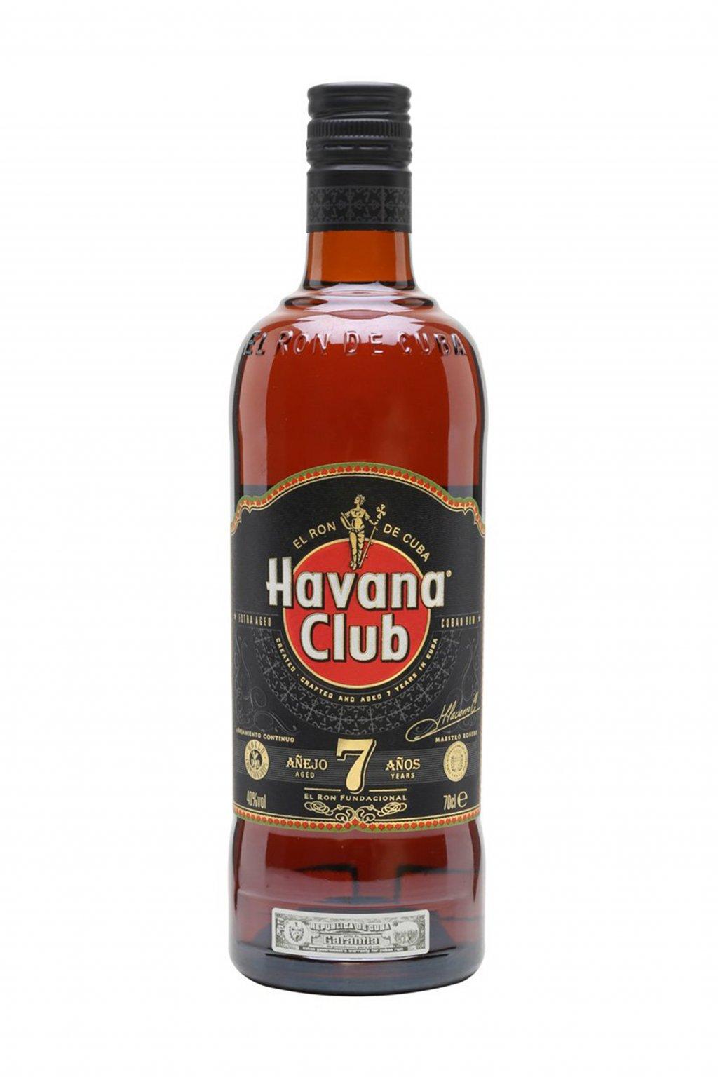 Havana 7yo NEW