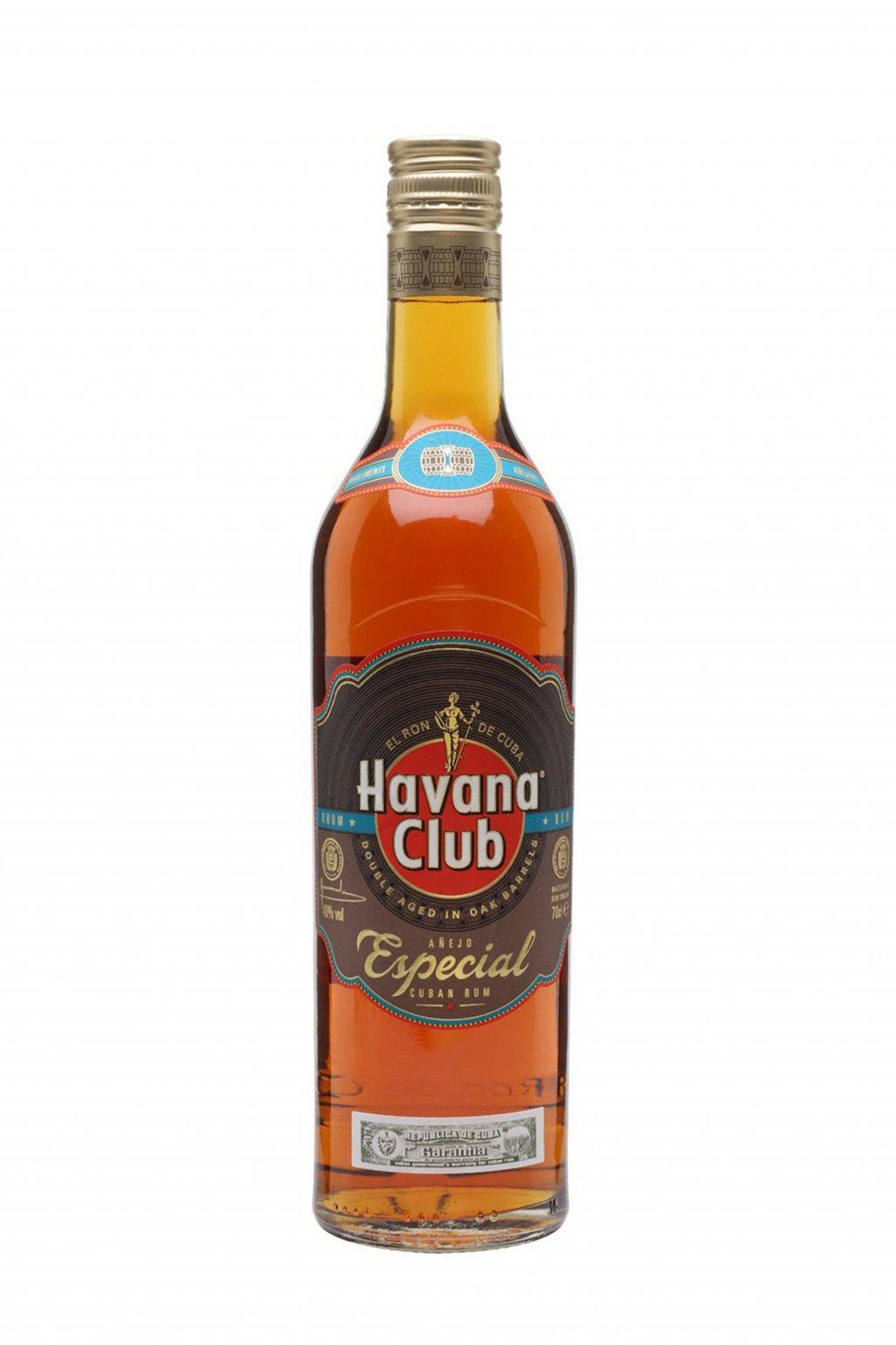 Havana Anejo Especial NEW