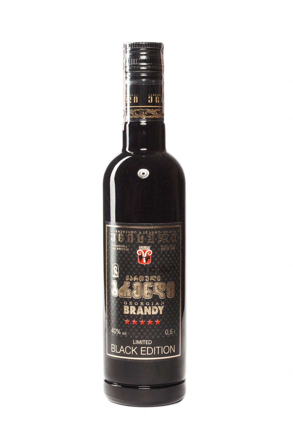Gruzinske Brandy Black