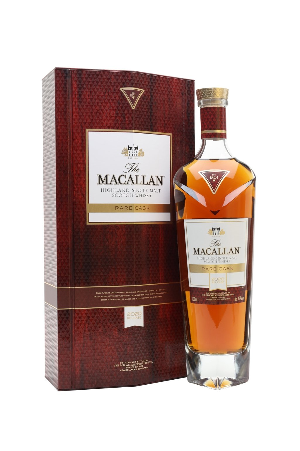 macallan rare cask 2020