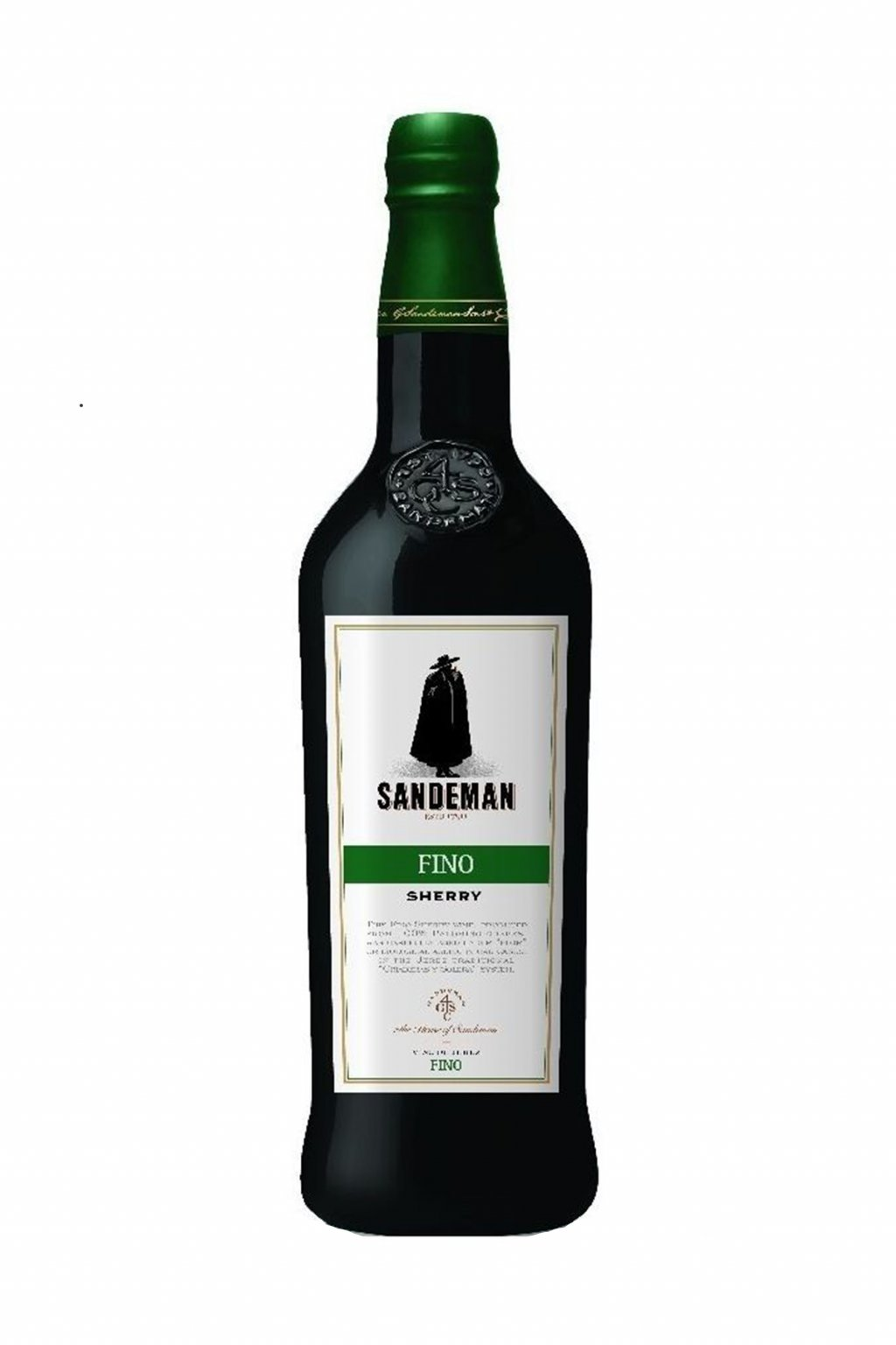Sandeman sherry seco