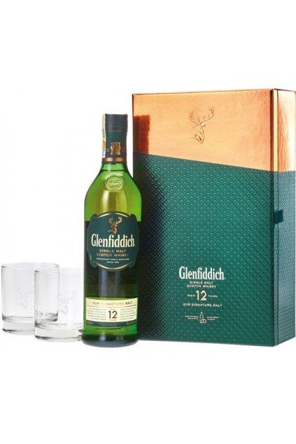 glenfiddich 12 + poh