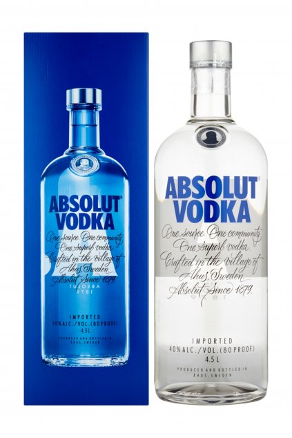 Absolut Blue 4,5