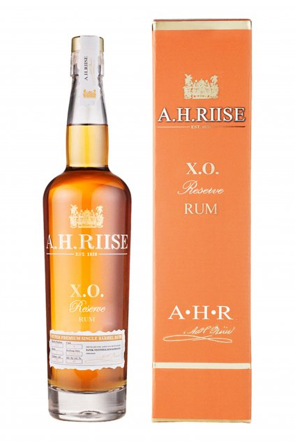 A.H. Riise XO reserve