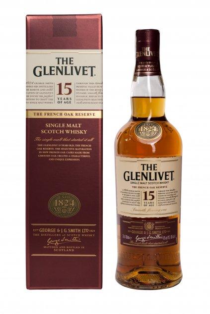 Glenlivet 15 roc