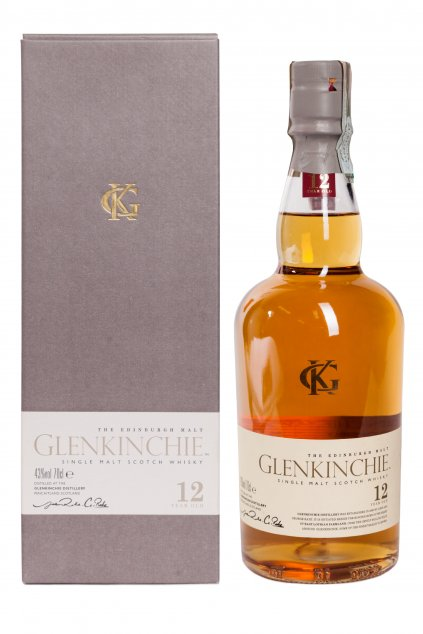 Glenkinchie 12 roc