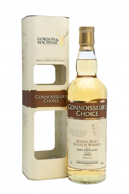 Gordon and Macphail Connoiseurs Choice Jura