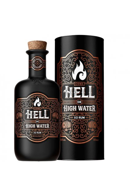 hell or high water xo gb