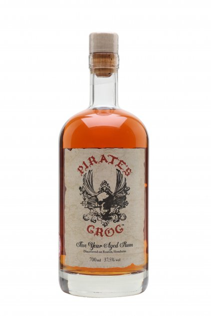 PIRATES GROG RUM 0.70L 37.5%
