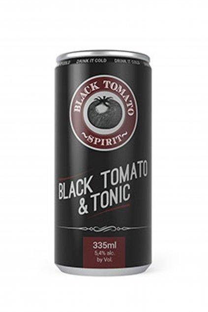 Black Tomato Gin Tonic