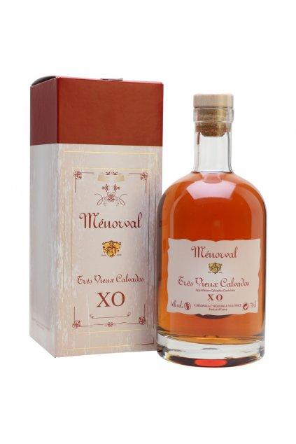 CALVADOS MENORVAL XO 0.70L 40%  + K produktu darček grátis