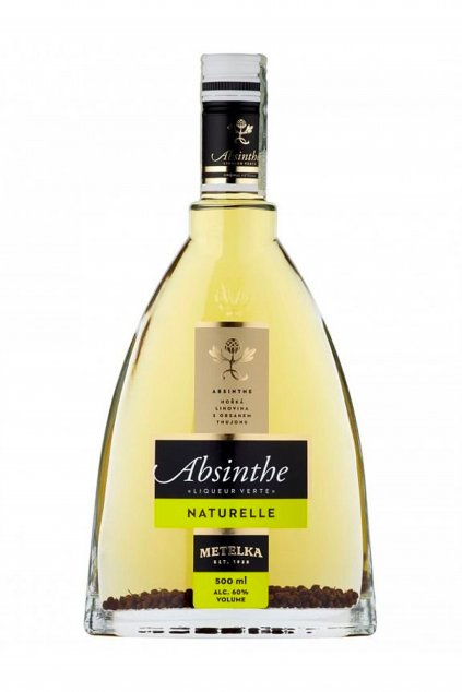 Absinth Metelka Naturelle