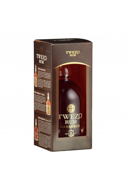 twezo barbados 8yo gb