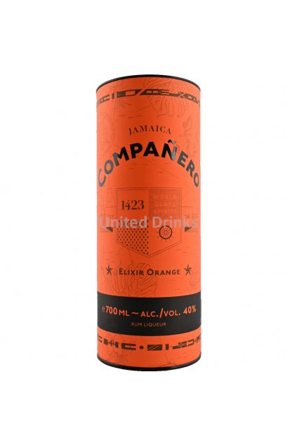 Ron Companero Elixir Orange GB