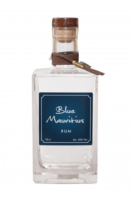 Blue Mauritius Silver