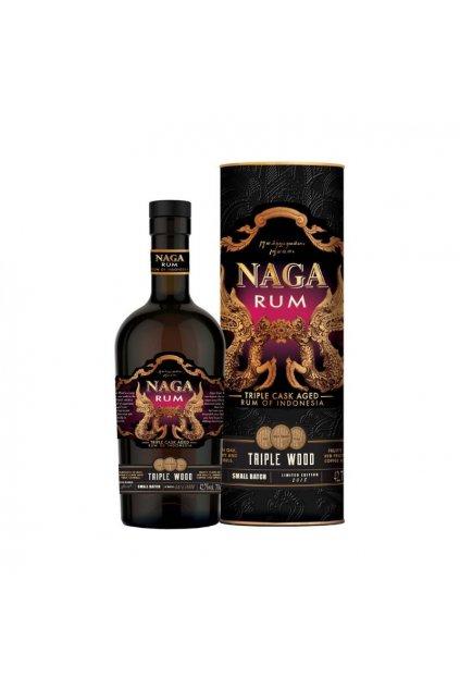 Naga Triple Wood