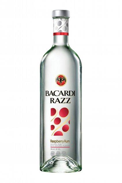 Bacardi Razz Stara flasa