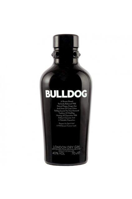 bullsog gin