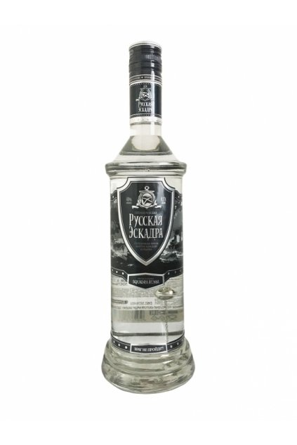vodka squadra russa mine silber 669
