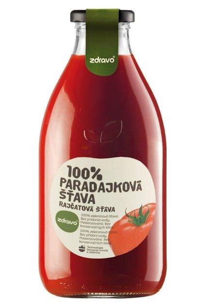 zdravo paradajka