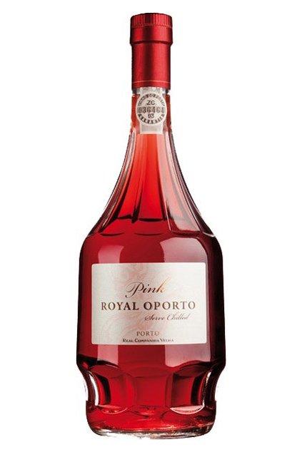 royal oporto pink