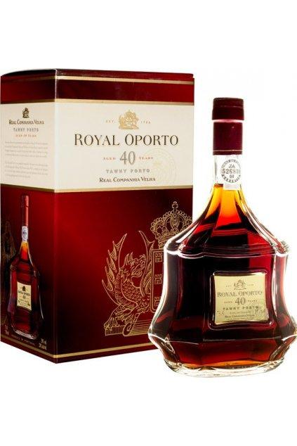 royal oporto 40yo