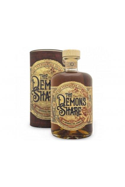 38117 5 demon share rum