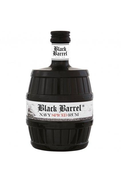 h riise black barrel rum 70 cl