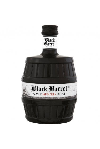 h riise black barrel rum 70 cl