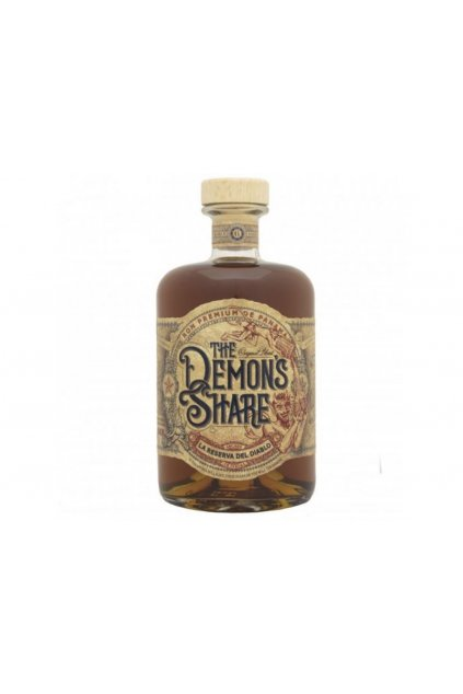37949 2 the demon s share rum 40 0 7 l