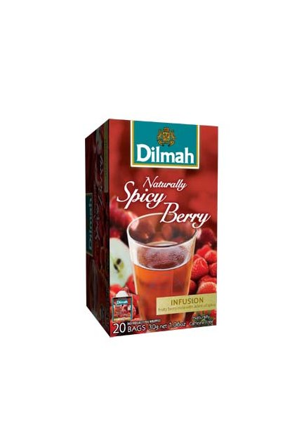 dilmah spicy berry