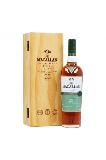 macallan 25 fine oak