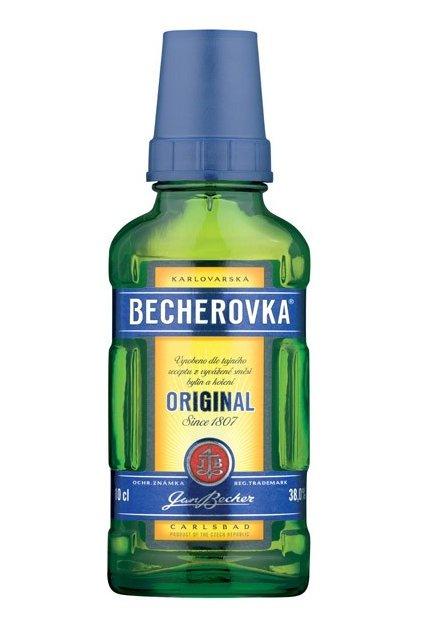 becherovka 0,1